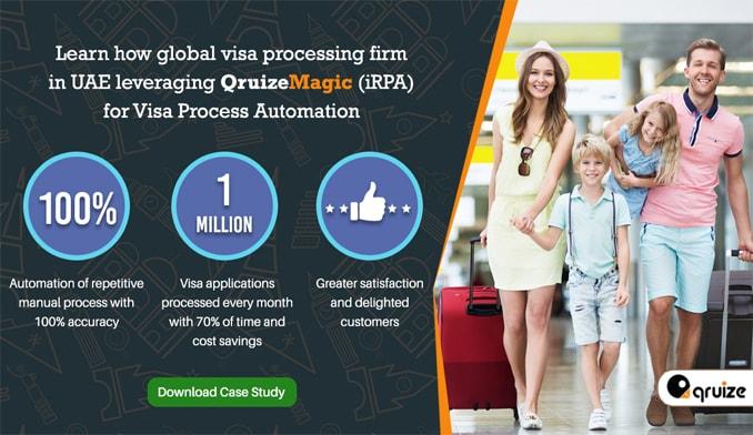 Visa Processing Automation RPA