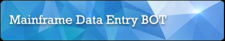Mainframe-Data-Entry-BOT